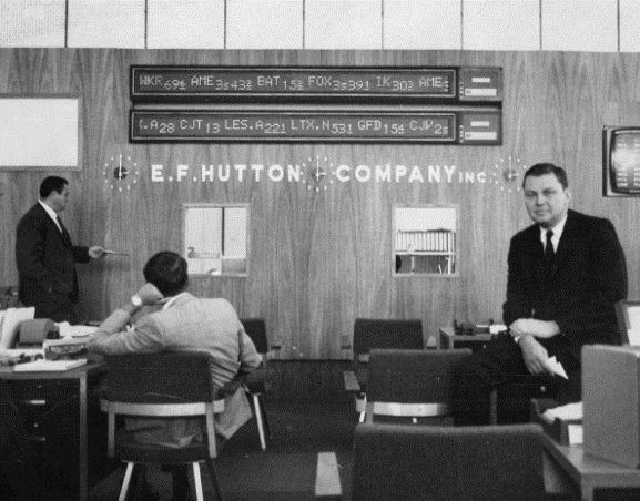 EF Hutton: Enterprise Unified Communications Then and Now